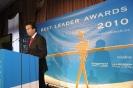 Antonio Horta Osorio - Best Leader Awards 2010
