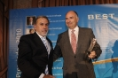 Entrega de Premios Best Leader Awards 2010